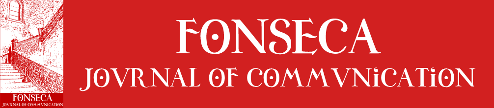 Fonseca, Journal of Communication | Universidad de Salamanca