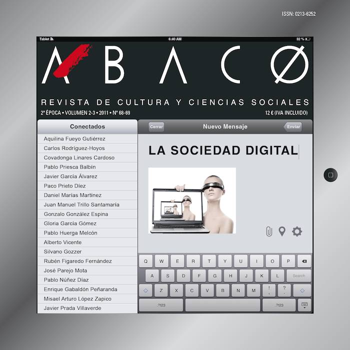 Revista ÁBACO 68-69 | La Sociedad Digital